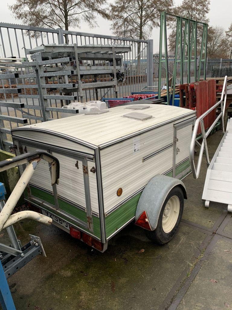 Honden transportwagen